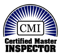 Certified Master Inspector, the industries highest standard