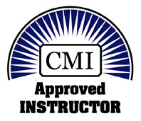 We are approved as instructors for other inspectors